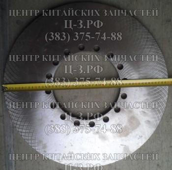 Диск тормозной (203х500х15) (блин) Foton FL935, FL936 купить