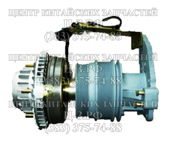 Электромуфта вентилятора Weichai WD615 купить