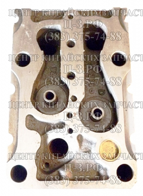 Головка блока цилиндров двигатель Weichai WD615 купить