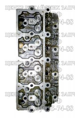 Головка блока цилиндров Yuchai YC6108, YC6B125 купить