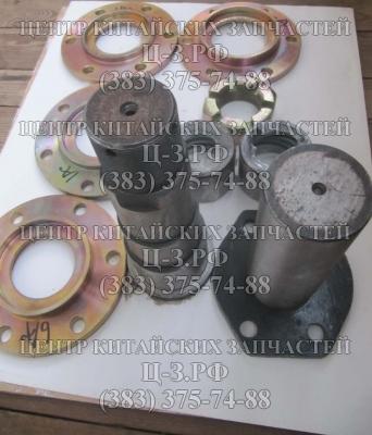Сочленение рамы на погрузчик Foton FL935F (комплект) купить